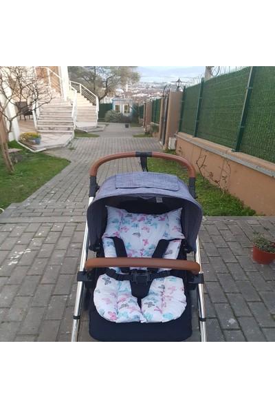 Rahat Bebekler Büyük Boy Bebek Arabası ve Puset Minderi