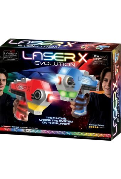 Laser x Evolutıon