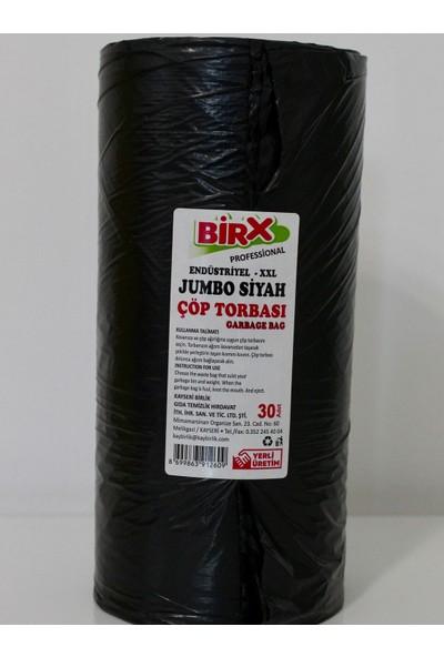 Birx - 30'lu Jumbo Boy Büyük Çöp Poşeti