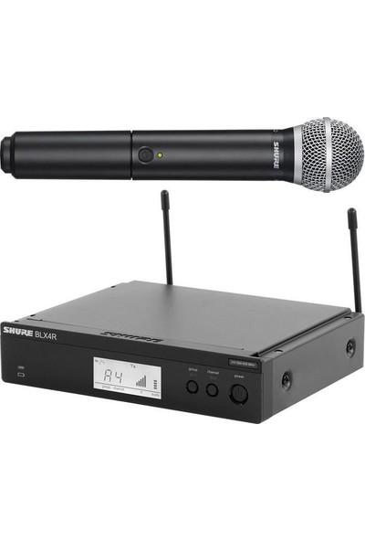 Shure BLX24RE/PG58 Telsiz El Mikrofonu