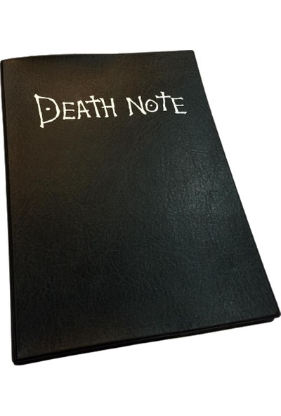 ZID Death Note Defter