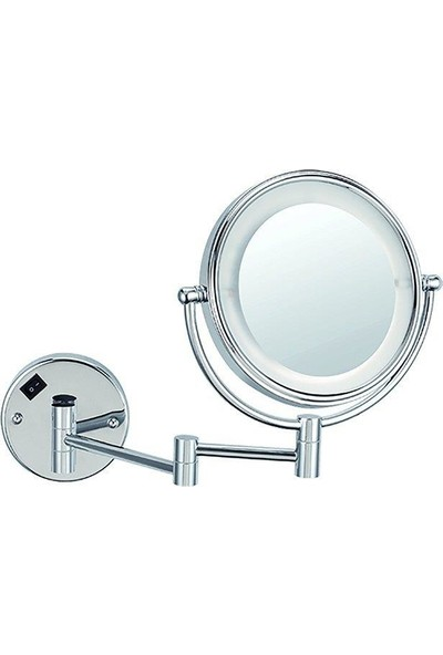 Bocchi Ayna LED Isıklı Cıft Yonlu Cıft Kollu 3x-Bch