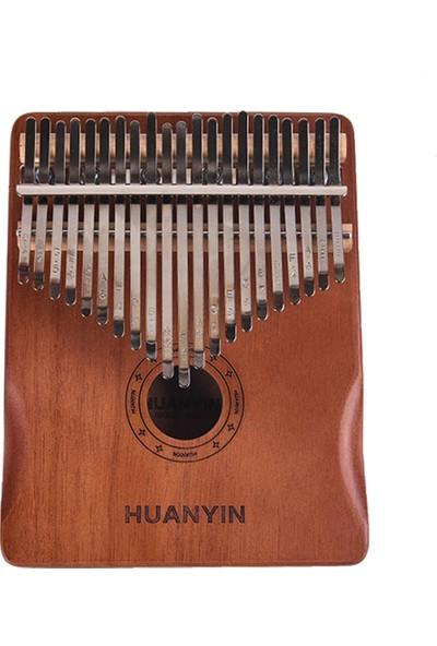 Huanyin HKM21 Best 21 Tuşlu Kalimba - Türkçe Kılavuz