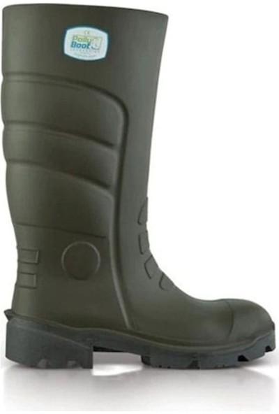 Polly Boot Çizme Vega En Iso 20347 .04 Haki Iş Çizmesi 43 Numara