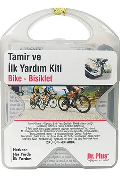 Dr Plus Tamir ve Ilk Yardım Kiti Bisiklet Minikit 46 Parça