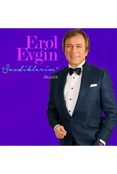 Erol Evgin - Sevdiklerim Akustik - CD