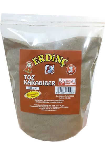 Erdinç Baharat Toz Karabiber 500 gr
