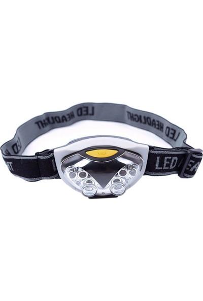 Sge 1200 Lümen 6 LED 3 Mod Kafa Lambası