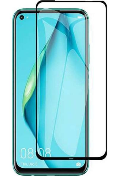 Cepstok Huawei P40 Lite Kırılmaz Cam 5d Tam Kaplayan Temperli Ekran Koruyucu