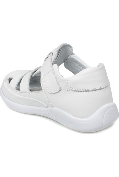 Vicco 910.B21Y.010 Daffy Ii Bebe Deri Çocuk Sandalet
