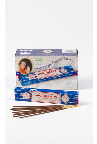 Satya Nag Champa Satya Nag Champa Incense Tütsü 15 gr