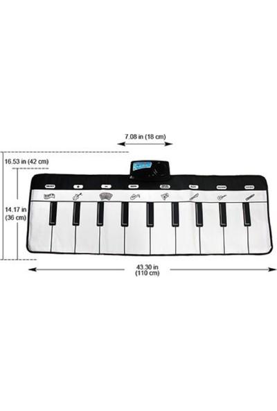 Montessori Çok Fonksiyonlu Müzik Piyano Pedi (Yurt Dışından)