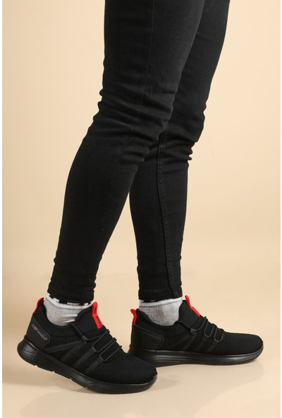 Wickers 2417 Erkek Sneaker Spor Ayakkabı