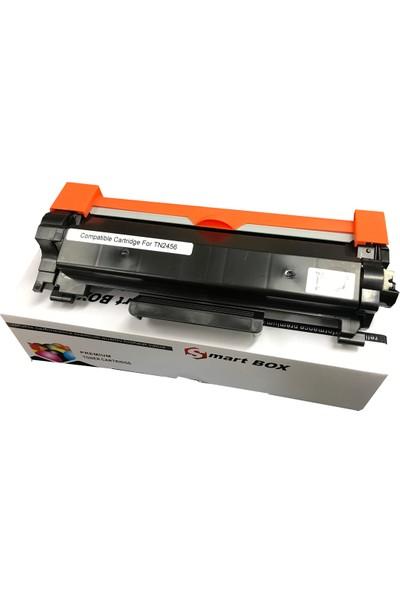 Smart Box TN-2456 TN-2459 HL-L2376DW HL-L2386DW MFC-L2716DW MFC-L2751DW MFC-L2771DW Muadil Toner