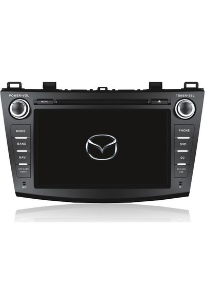 OEM Mazda 3 Arm Multimedya Sistemi