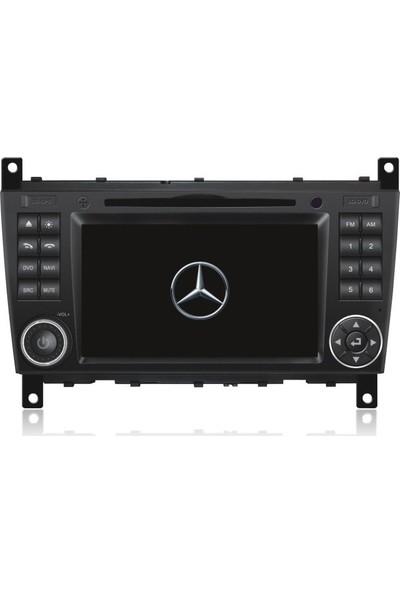 OEM Mercedes C Class Plus Multimedya Sistemi