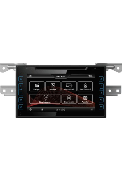 Necvox DVA-S99130 Toyota Corolla Navigasyon ve Multimedya Sistemi