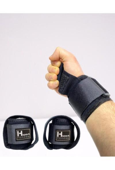 Dsport Fitness Ağırlık Destek Bilekliği Strong Bileklik