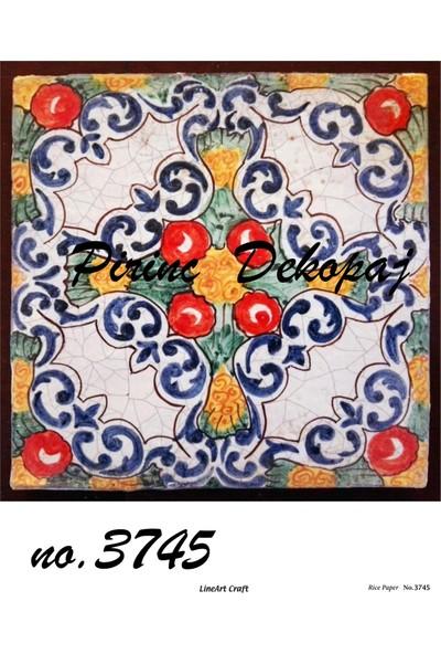 hobi24 Pirinç Dekopaj A3 29 x 42 cm 3745