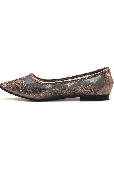 Cudo 220 Kadın Günlük Suni Deri Ayakkabı