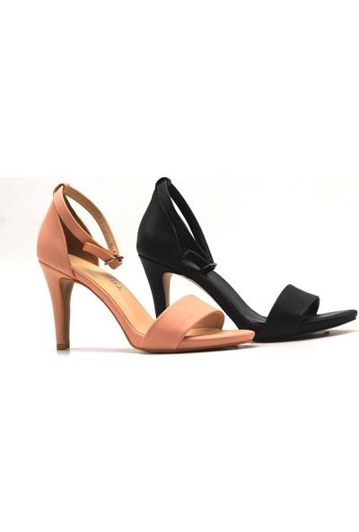 Estile 271 Kadın Günlük Suni Deri Ayakkabı