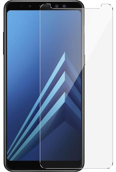 Hesaplı Dünya Samsung Galaxy A8 2018 A530 Nano Ekran Koruyucu Cam Micro Glass