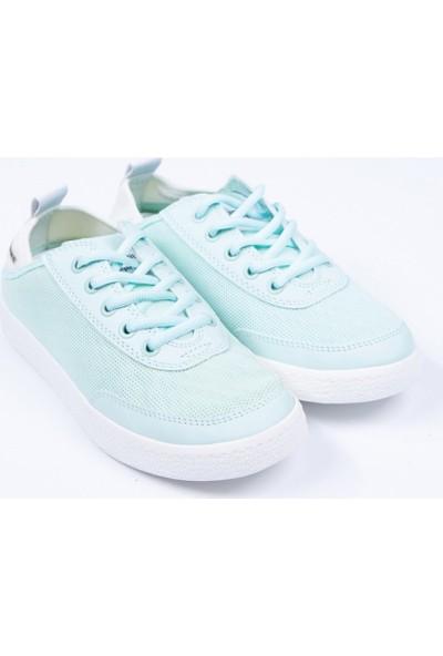 Pantone Aqua Sneaker