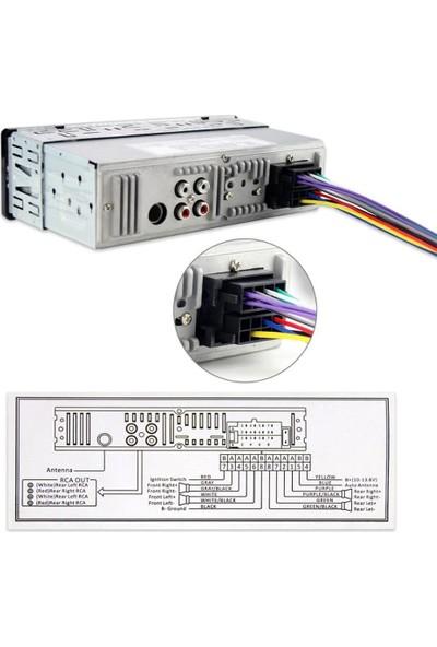 Megavox Oto Teyp Bluetooth USB Sd Aux / Mgx 452