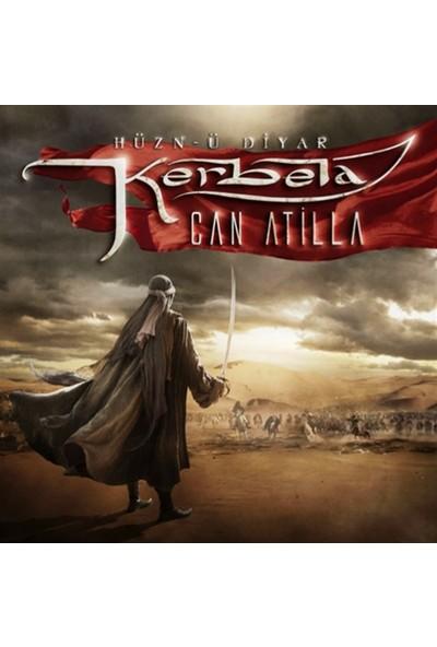 Can Atilla-Kerbela - Hüzn-Ü Diyar - CD