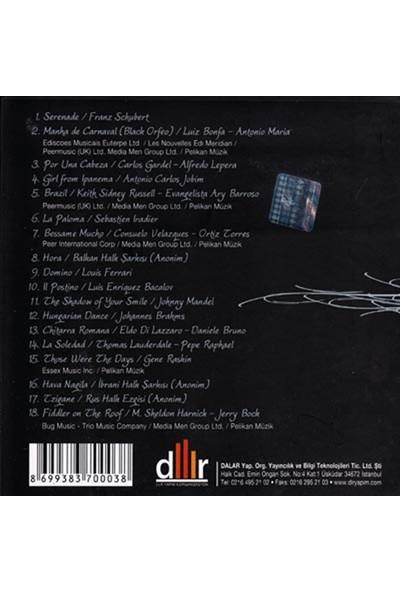 Serhat Songur-Ali Suat Tükel - For Life - CD