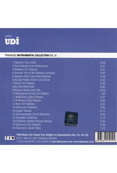 Udi-20 Seçme Klasik Eser - CD