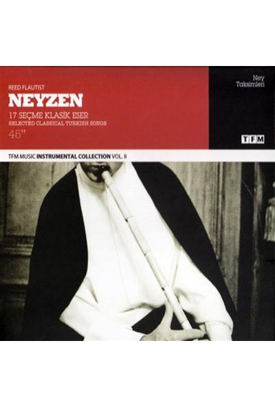 Neyzen-17 Seçme Klasik Eser - CD