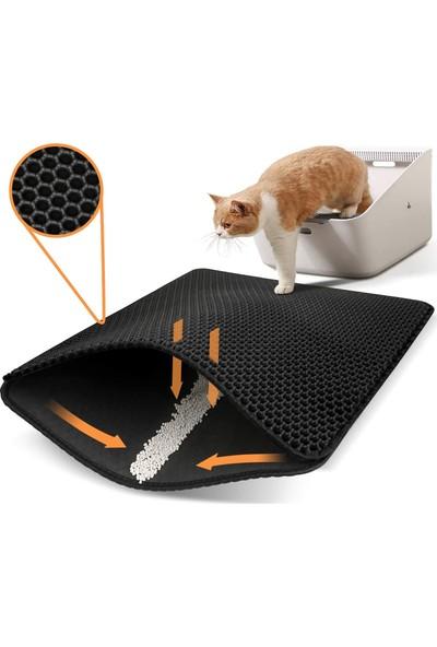 Great Master Elekli Kedi Tuvaleti Önü Kumu Paspası Minderi