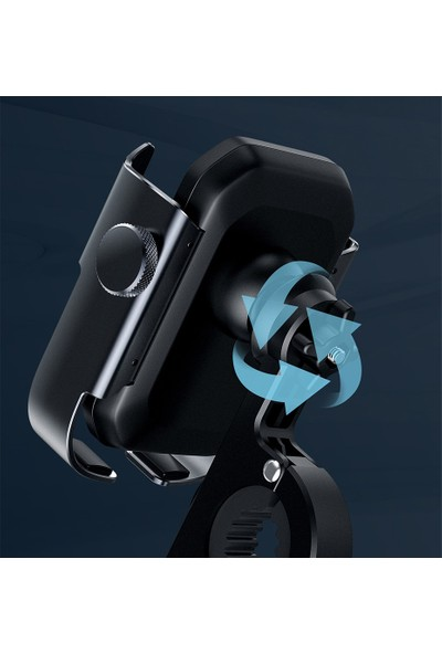 Baseus Armor Motorcycle Holder/motosiklet-Bisiklet Telefon Tutucu