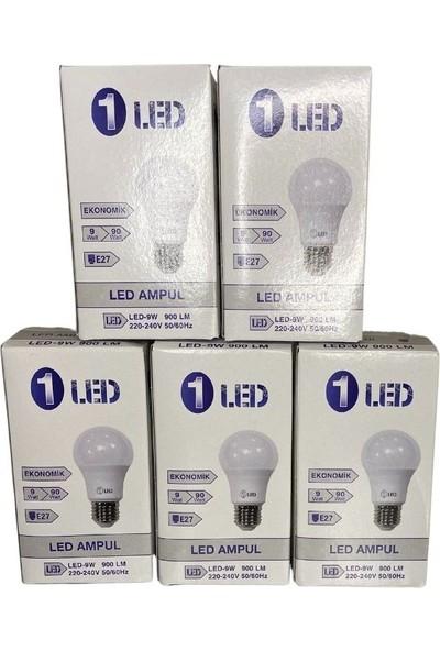 Bst Bilişim 9 W LED Ampul 5'li