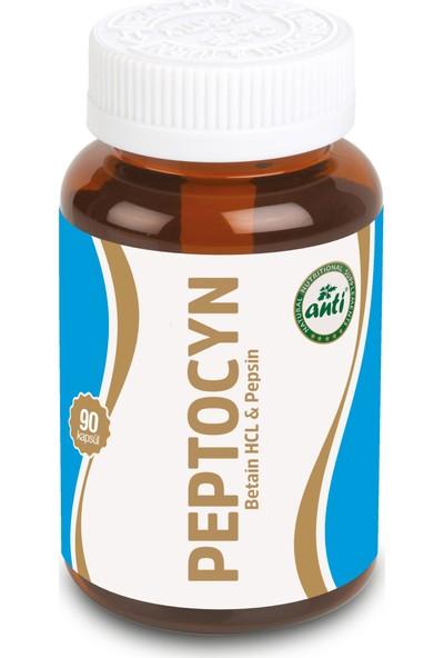 Peptocyn® Betain Hcl,pepsin 90 Kapsül