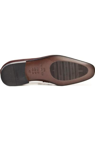 Cabani Erkek Kösele Enjeksiyonlu Günlük Ayakkabı 7168
