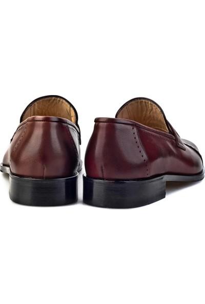 Cabani Erkek Kemerli Kösele Enjeksiyonlu Günlük Ayakkabı 501-223