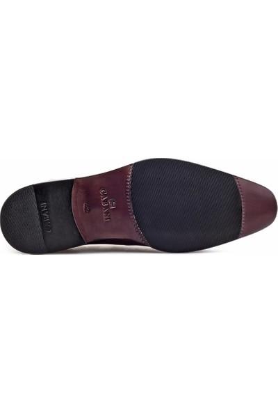 Cabani Erkek Kemerli Kösele Enjeksiyonlu Günlük Ayakkabı 0241-018