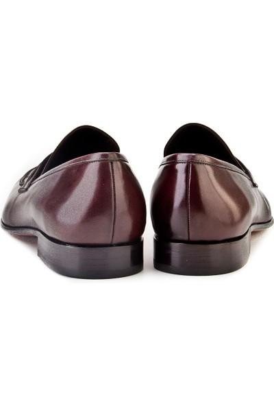 Cabani Erkek Kemerli Kösele Enjeksiyonlu Günlük Ayakkabı 4072
