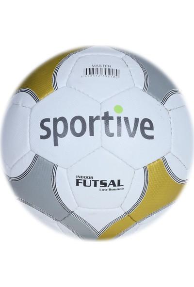 Sportive Spt Unisex Beyaz Futsal Topu SPT-25840-SP