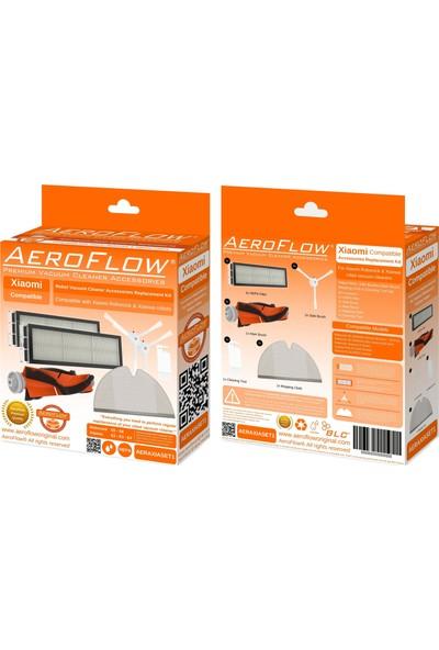 Aeroflow Akıllı Robot Süpürge Filtre Seti