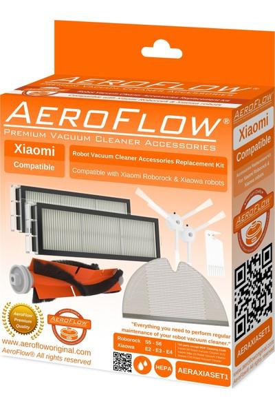Aeroflow Roborock S6 (S60/S65 Serisi) S6 Maxv - S6 Pure Aksesuar Seti