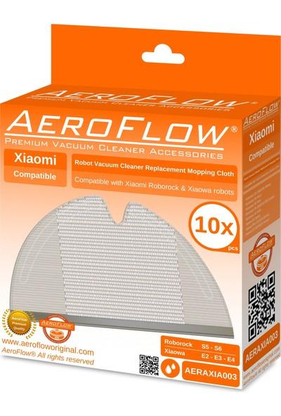 Aeroflow Orijinal Xiaomi S5 Mop Fiber Bezi - 10 Adet