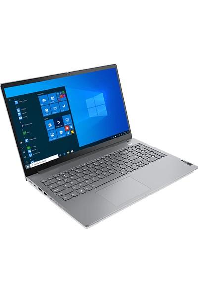 "Lenovo Thinkbook 15 G2 Itl Intel Core I5 1135G7 8GB 256GB SSD MX450 2GB Windows 10 Home 15.6"" FHD Taşınabilir Bilgisayar 20VE0072TX"