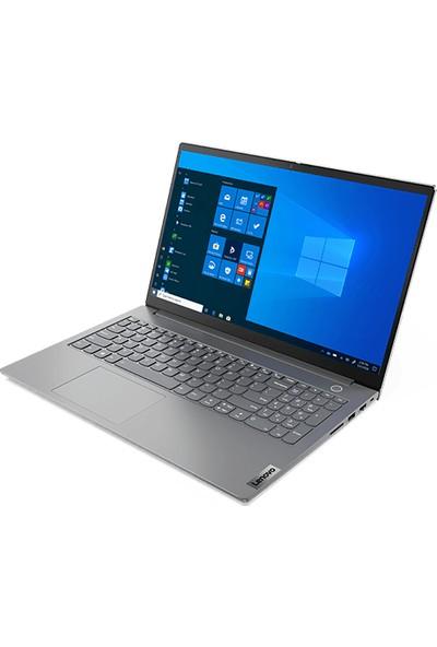 "Lenovo Thinkbook 15 G2 Itl Intel Core I5 1135G7 16GB 256GB SSD + 1TB HDD MX450 2GB Windows 10 Home 15.6"" FHD Taşınabilir Bilgisayar 20VE0072TXR6"