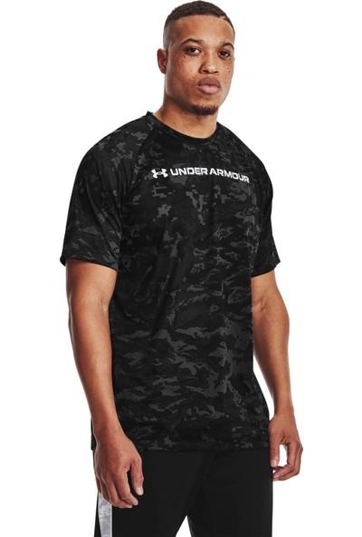 Under Armour - T-Shirt - Ua Tech Abc Camo Ss