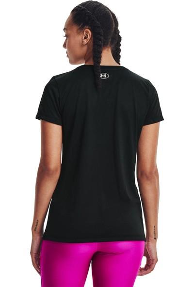 Under Armour - T-Shirt - Tech Solid Bl Ssc