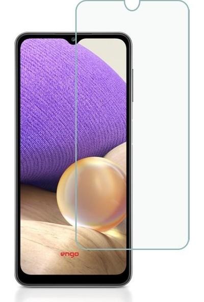Engo Samsung Galaxy A32 Ekran Koruyucu Nano Temperli Cam
