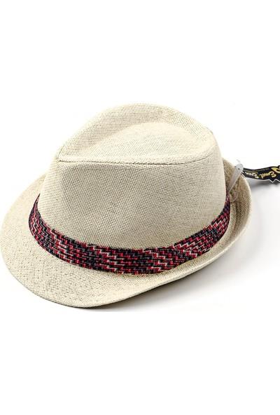 Ladycolor Hasır Fötr Şapka
